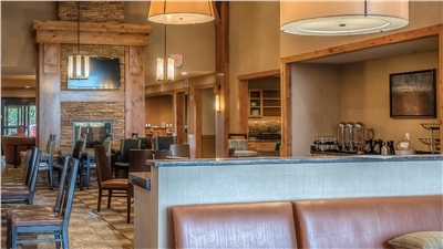 Lobby and Dining at the Homewood Suites, Durango