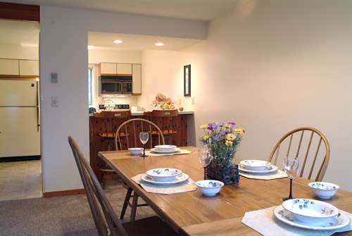 Typical Dining Room in Styles Brook