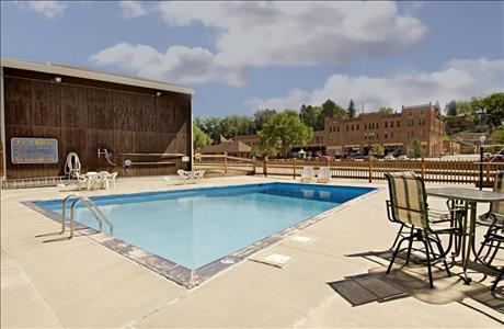 Americas Best Value Inn Motel In Hot Springs Sd