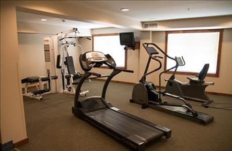Highland House Exercise Room