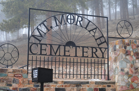 Mt Moriah Cemetery - Deadwood SD