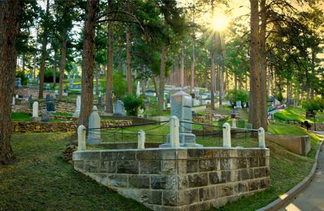 Mt Moriah Cemetery - Deadwood SD