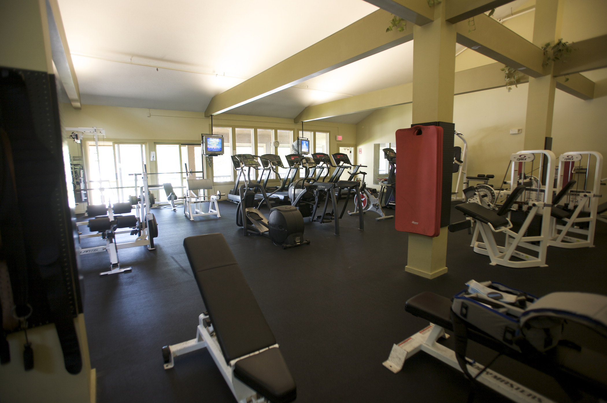 Pico Sports Center Fitness Room