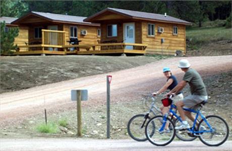Black Hills Trailside Park Resort Campground And Cabins