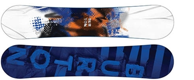 Burton High Performance Snowboard Rental