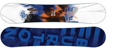 Burton High Performance Snowboard Rental