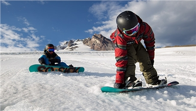 Child Snowboard Rental