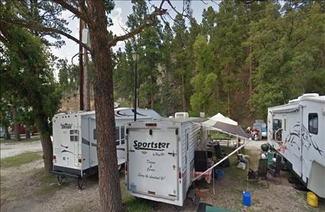 Rushmore View Campground - Keystone SD