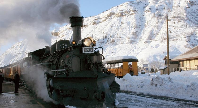 The Durango Silverton Train