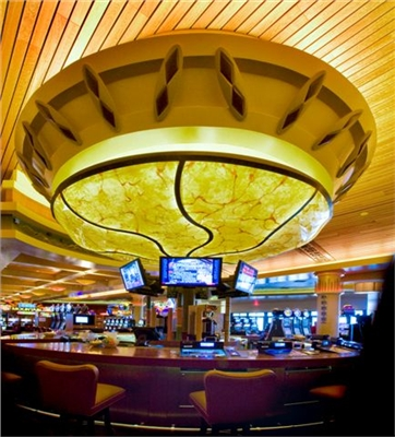 The Casino Floor