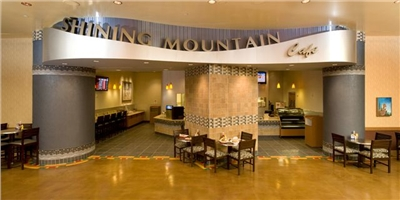Shining Mountain Cafe