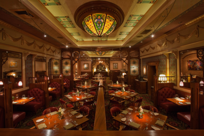 Mahogany Grille Dining Room