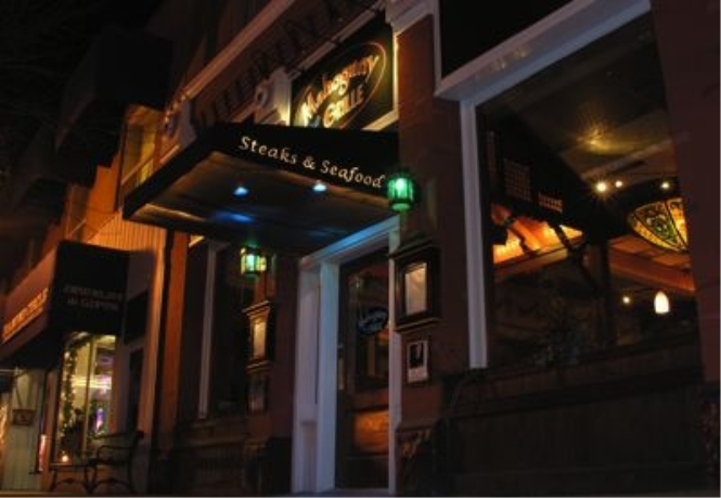 Mahogany Grille Restaurant