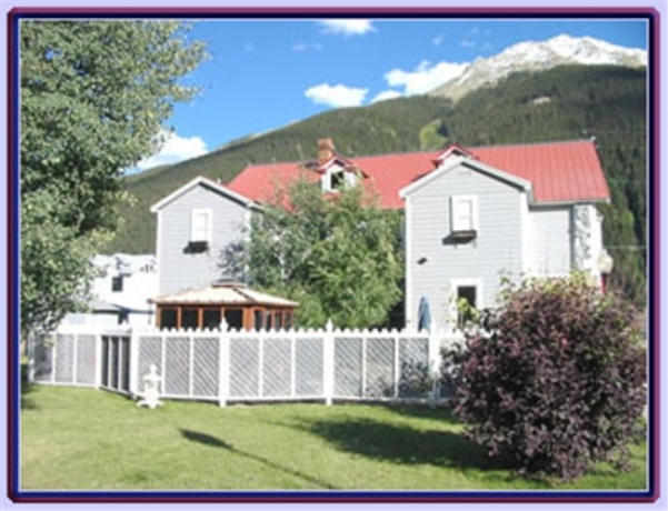 Silverton's Inn of the Rockies