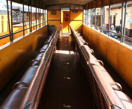 Open Gondola seating