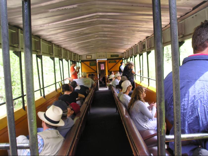 Open Gondola