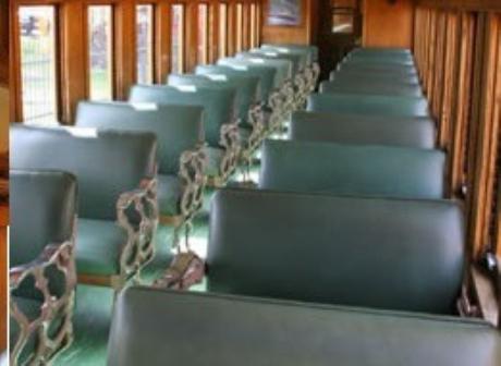 Standard Class- Vintage Closed Coach
