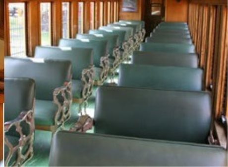 Standard Class- Vintage Closed Coach (all ages)