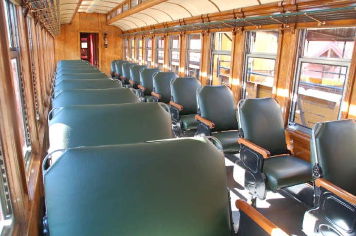 Deluxe Class- San Juan Narrated Car with Reversible Seats ( ages 12+)