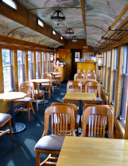 First Class- Prospector Car (all ages)