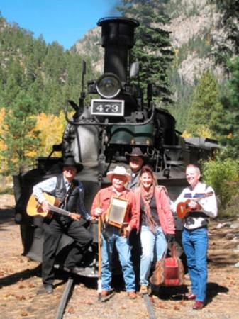 Cowboy Poetry Train