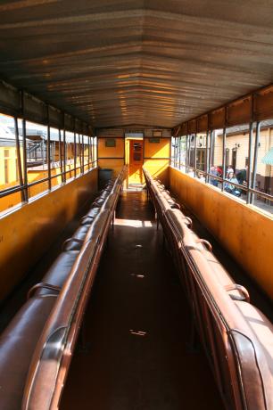Standard Class- Open-Air Gondola