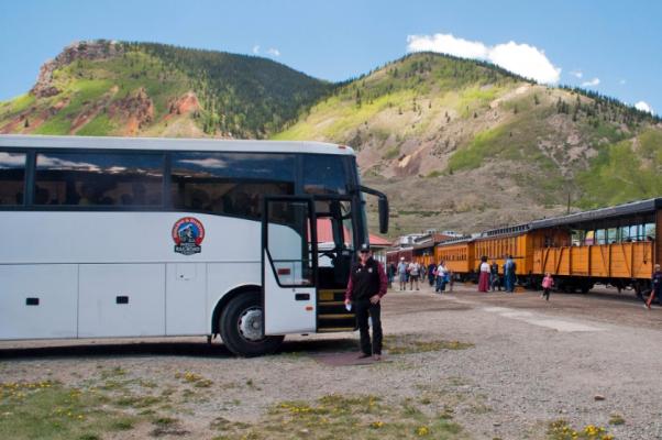 Motorcoach Bus