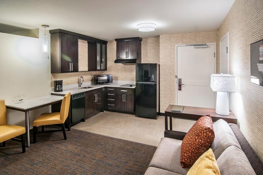 Residence Inn - King Studio Kitchen - Rapid City SD
