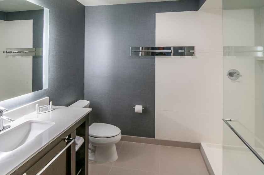 Residence Inn - King Studio Bathroom - Rapid City SD