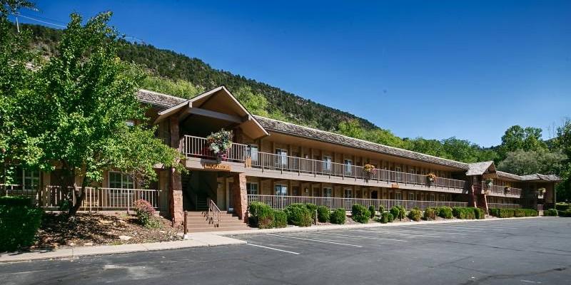 Best Western Antlers - Glenwood Springs, Colorado
