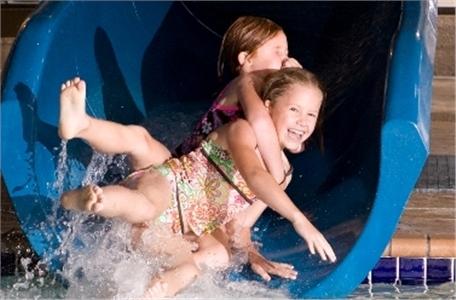 On-site Splash Pool Family Fun Center