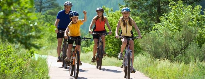 Bike Rental with Free Shuttle
