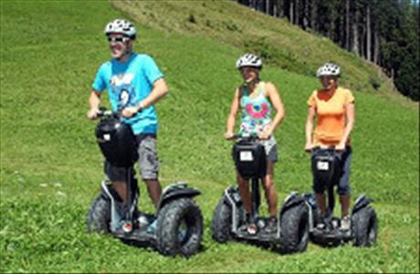 Segway off-road Adventure