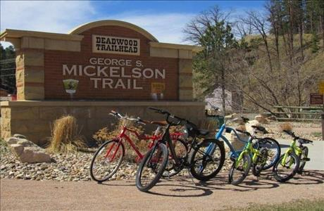 Deadwheels Bike Rentals - Deadwood SD