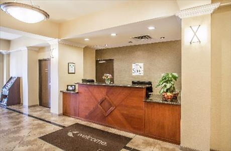 Sleep Inn and Suites Lobby - Rapid City SD