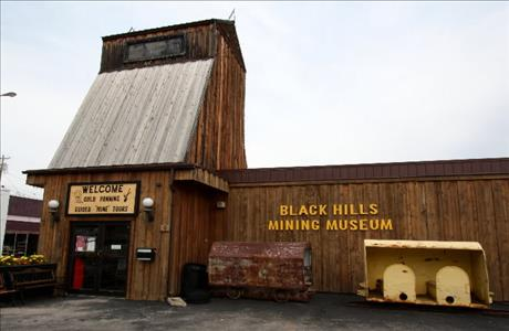 Black Hills Mining Museum - Lead SD