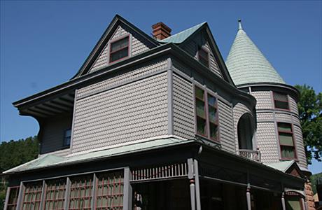 Historic Adams House is haunted - Deadwood SD