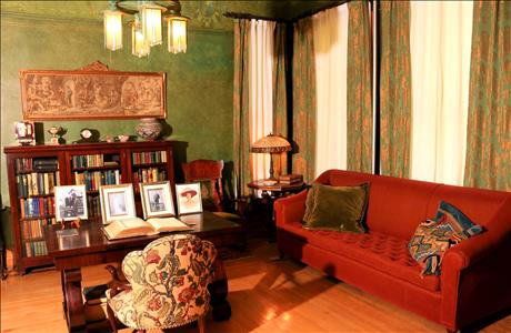 Historic Adams House Library - Deadwood SD