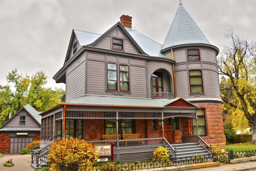 Historic Adams House