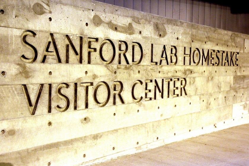 Sanford Lab Homestake Trolley Tour