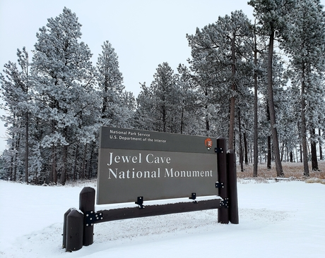 Jewel Cave National Monument - Custer SD
