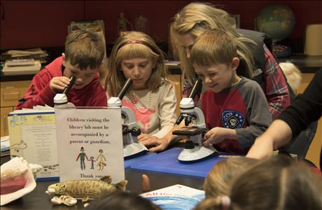 The Journey Museum and Learning Center Learning Lab - Rapid City SD