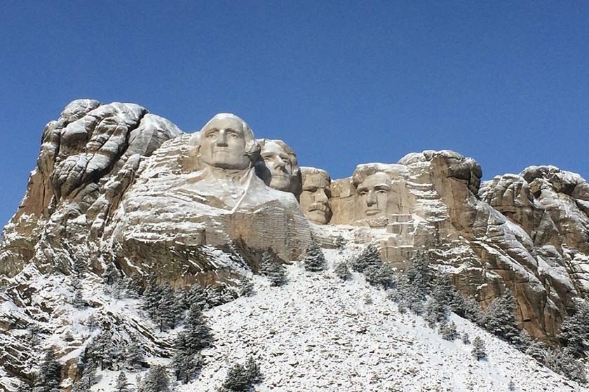 Mt Rushmore National Memorial