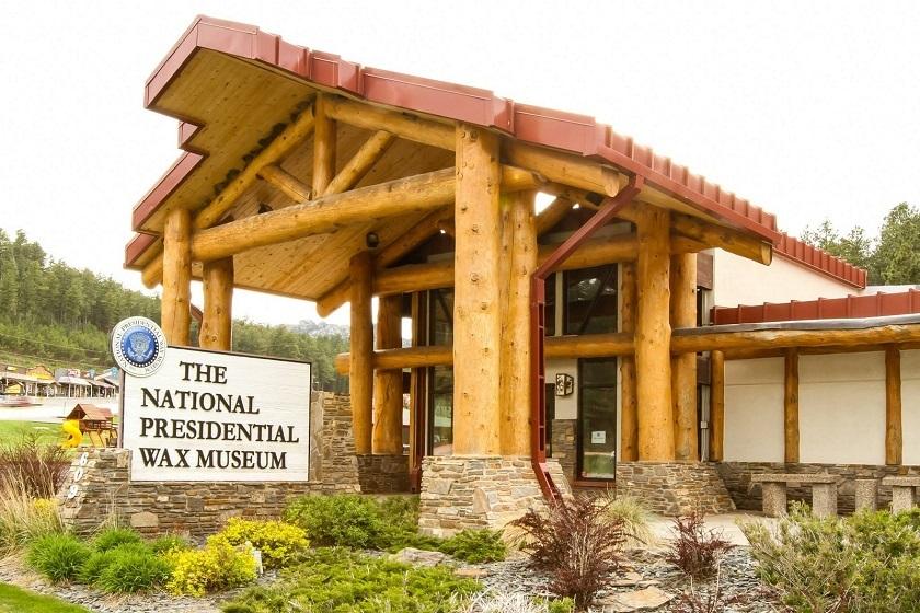 The National Presidential Wax Museum - Keystone SD