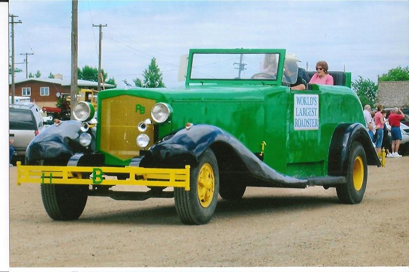 Pioneer Auto Show - Murdo SD