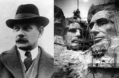 Rushmore Borglum Story the Artist and his work - Keystone SD