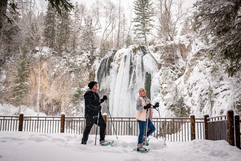 Spearfish Canyon Snowshoe Rentals - Lead, SD