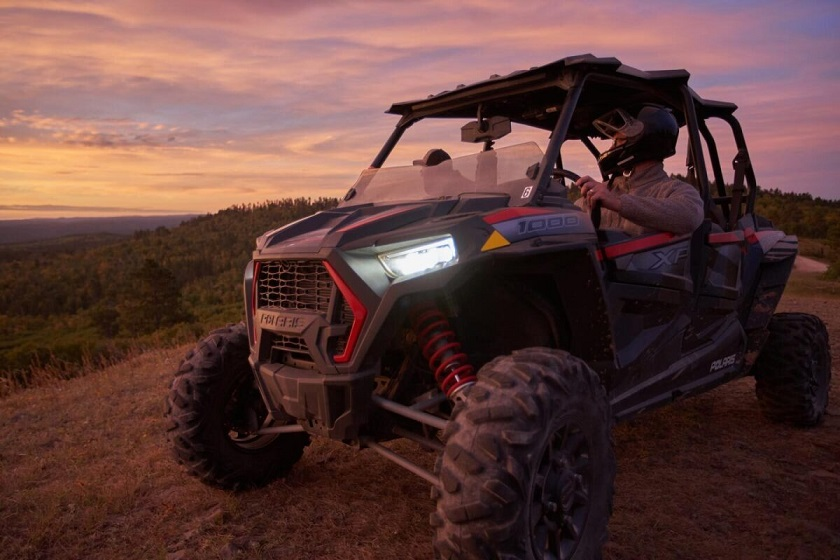 Spearfish Canyon UTV Rentals - Lead, SD