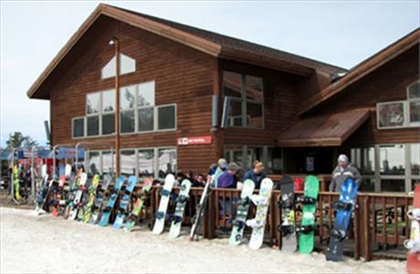 Terry Peak Ski Area - Lead SD