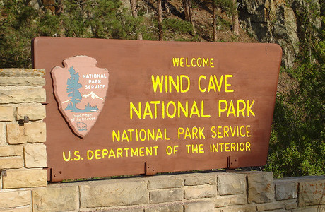 Wind Cave National Park - Custer SD